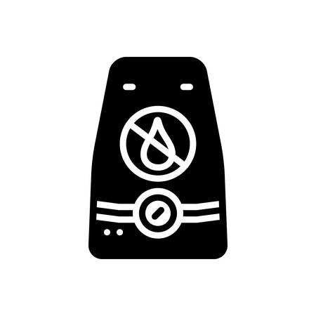Icon for dehumidifiers,conditioner