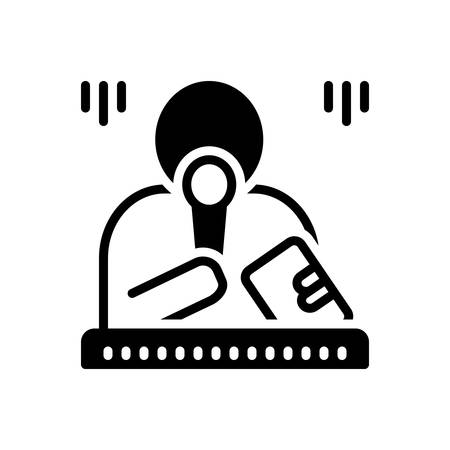 Icon for emcee,master