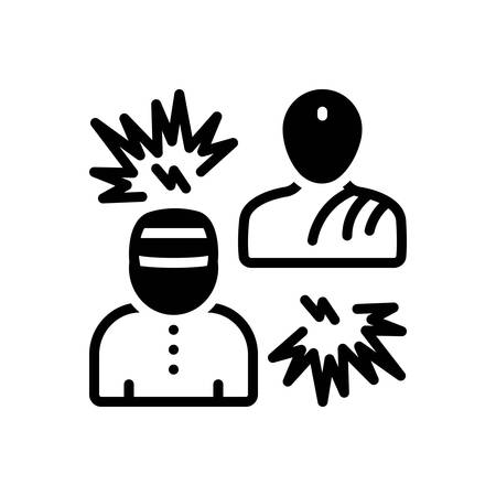 Icon for fundamentalists,religious  イラスト・ベクター素材