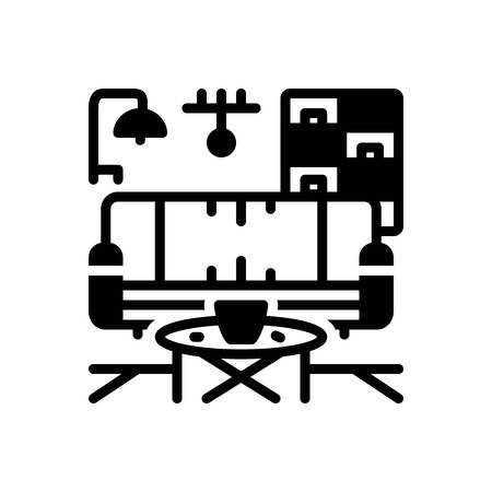 Icon for furnished,equipped