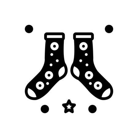 Icon for fuzziness,socks
