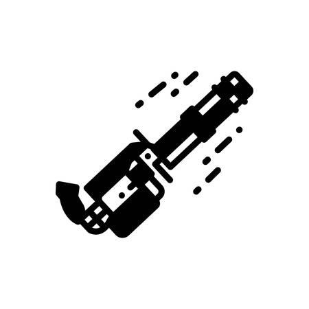 Icon for gatling,gun