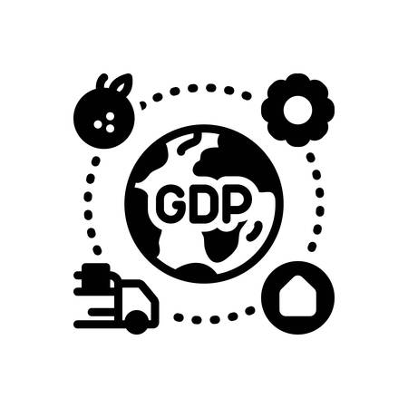 Icon for gdp,domestic