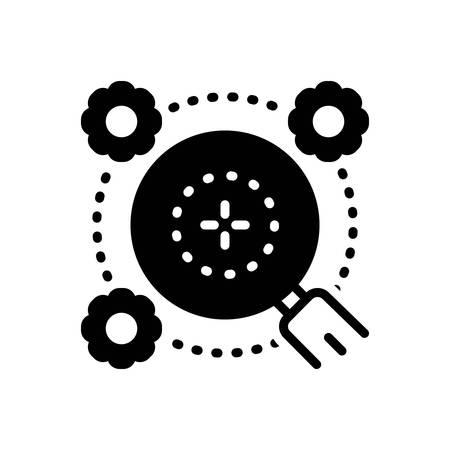 Icon for generalities,generalization  イラスト・ベクター素材