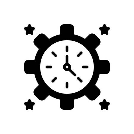 Icon for henceforth,hence  イラスト・ベクター素材