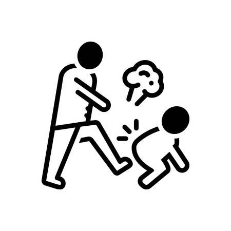 Icon for hostile,enemy