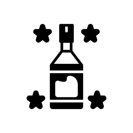 Icon for bottle,transparent