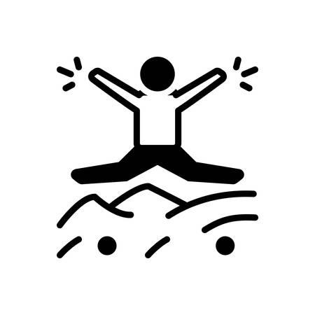 Icon for impulsive Illustration