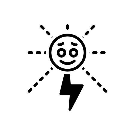Icon for energy 일러스트