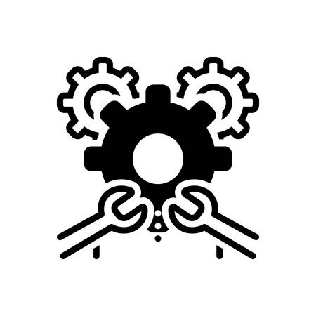Icon for machinist,setting
