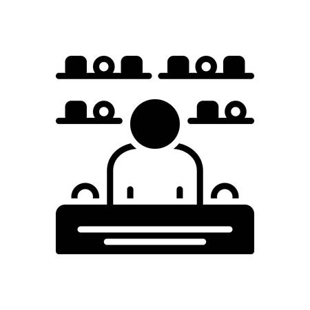 Icon for merchandising,shop