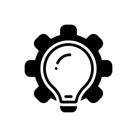 Icon for methodologies,brainstorm