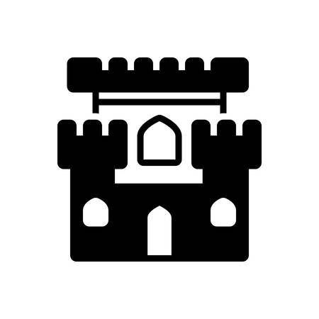 Icon for castle,chateau