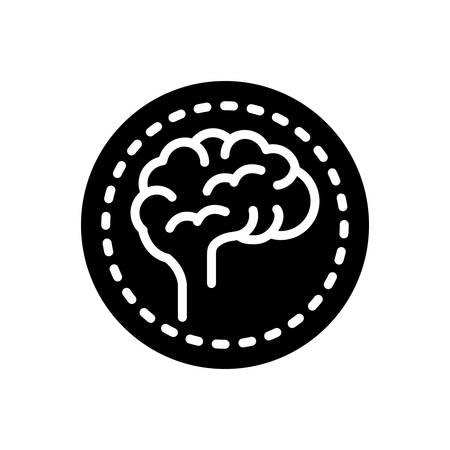 Icon for brain,brainwash