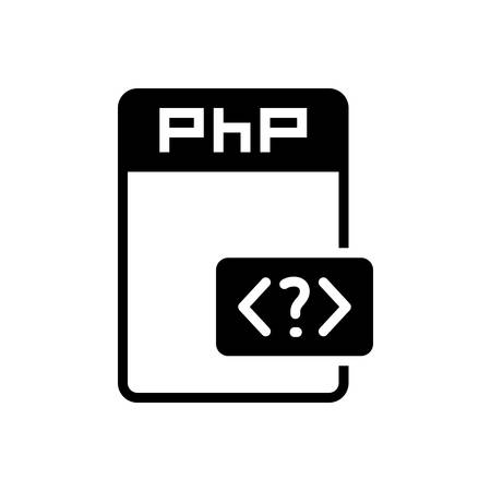 Icon for php,developers