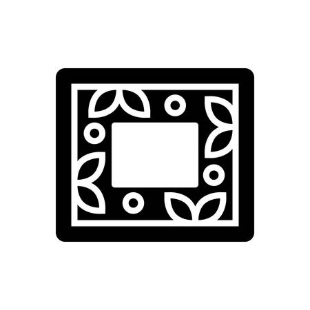Icon for frame,photo frames