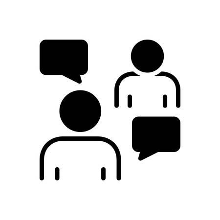 Icon for persuasive ,negotiation