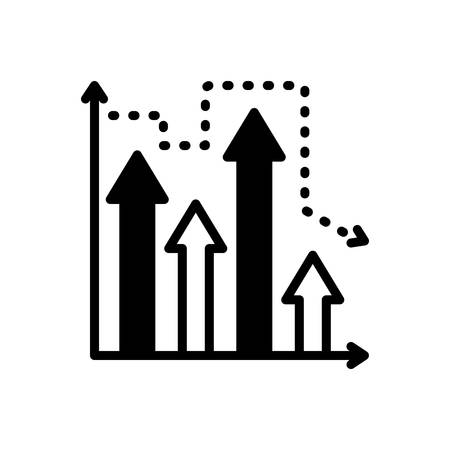 Icon for market prediction,analysis