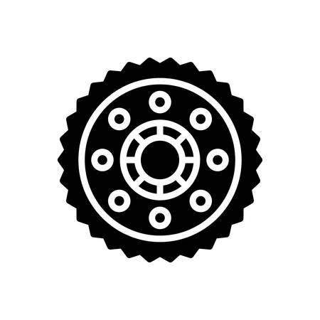Icon for foreman gear, engineer