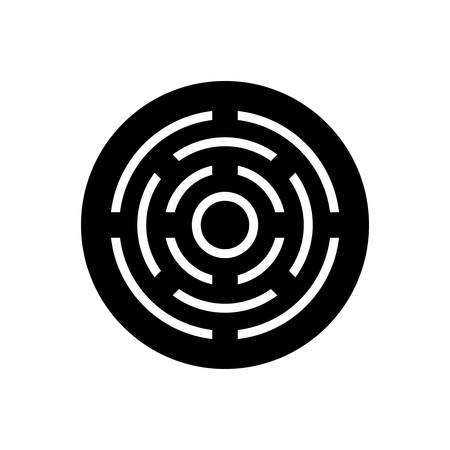 Icon for target,darts Çizim