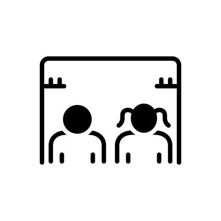 Icon for restroom,comfort