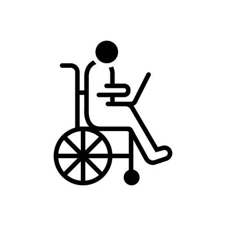 Icon for accessibility,disability