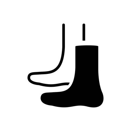 Icon for foot,leg,shank