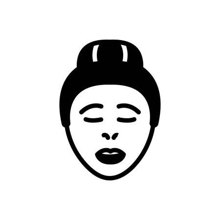 Icon for skin,collagen,acne