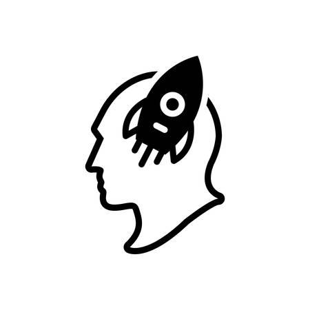 Icon for  imagination,imaginative Çizim