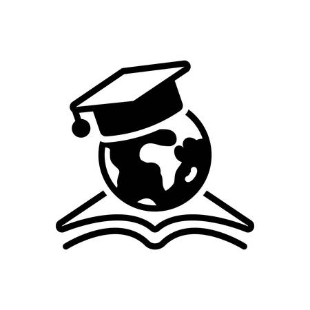 Icon for education for all,online,global