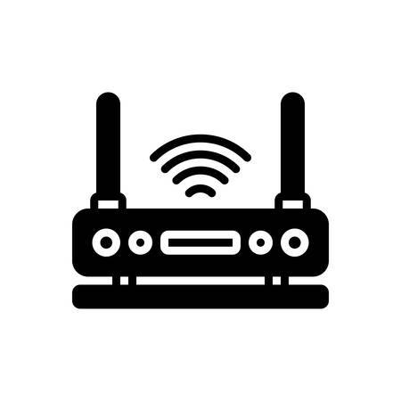 Icon for wifi,router,connection