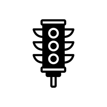 Icon for traffic light,traffic,light