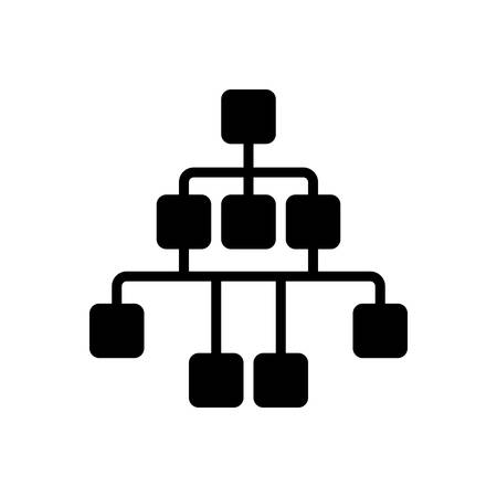 Icon for sitemap navigation,navigation