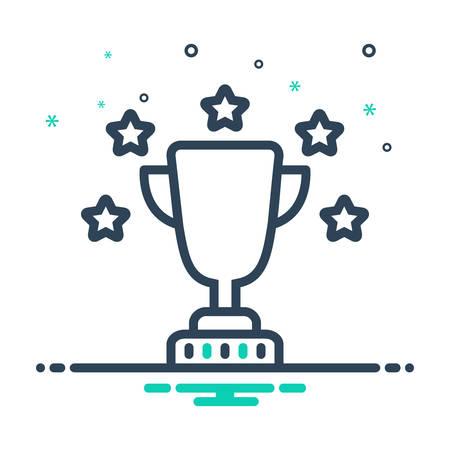 Award icon Vettoriali
