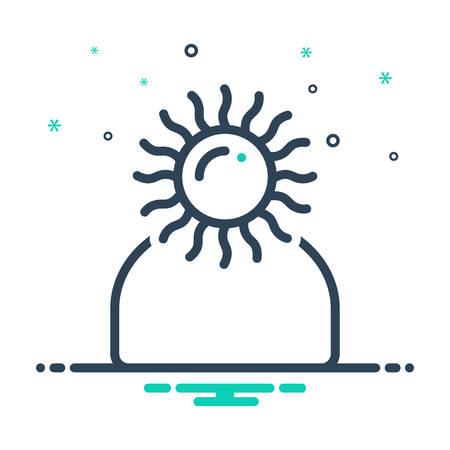 Optimistic icon