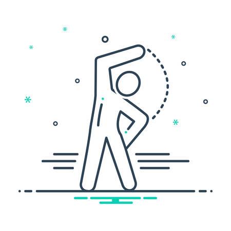 Exercise icon Ilustração