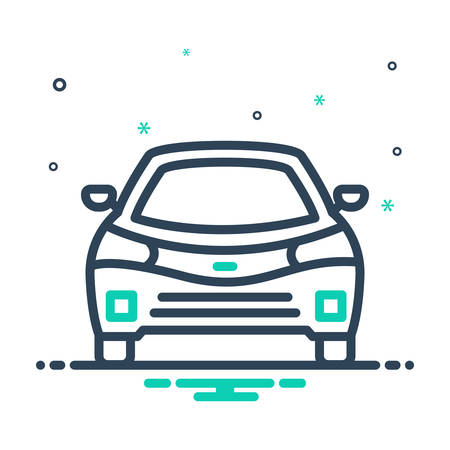 Icon for Car,motor