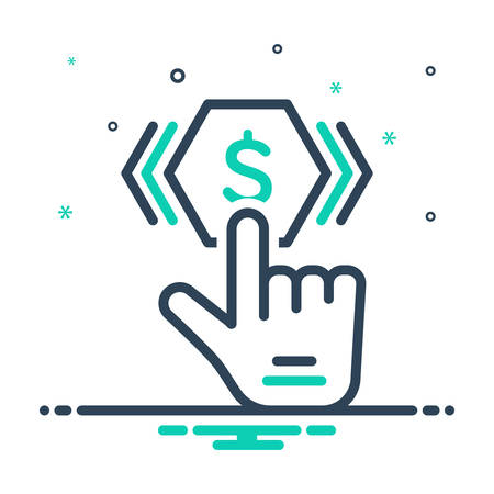 Icon for pay,per,click