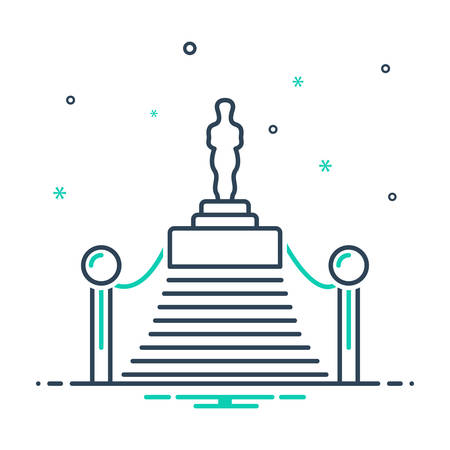 Icon for oscar,award