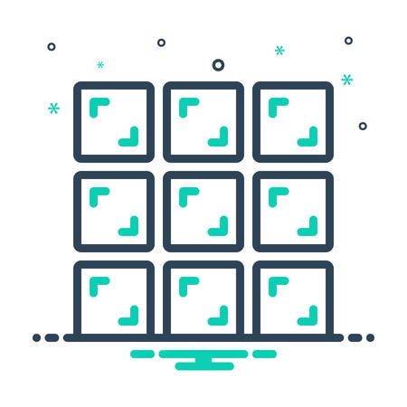 Icon for grid,view