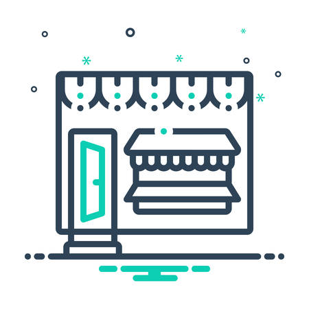 Icon for Retail,shop