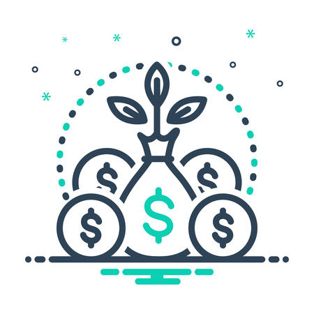 Icon for Profitability,beneficial