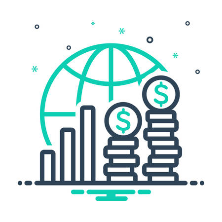 Icon for Economy,finance