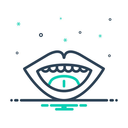 Icon for Mouth,face