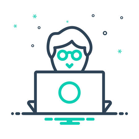 Icon for Designer,programmer
