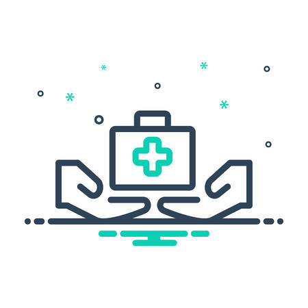 Icon for Healthcare medical
