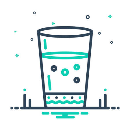 Icon for Water,glass