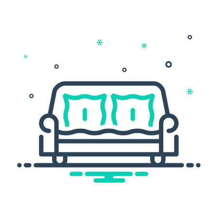 Icon for sofa,couch