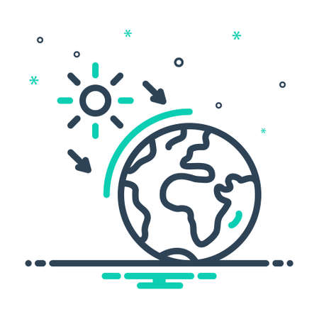 Icon for ozone ,world