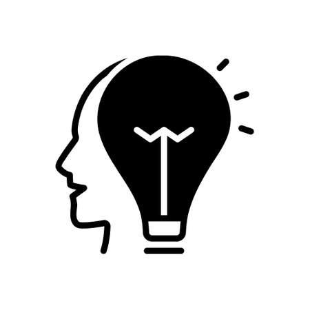 Icon for idea,opinion